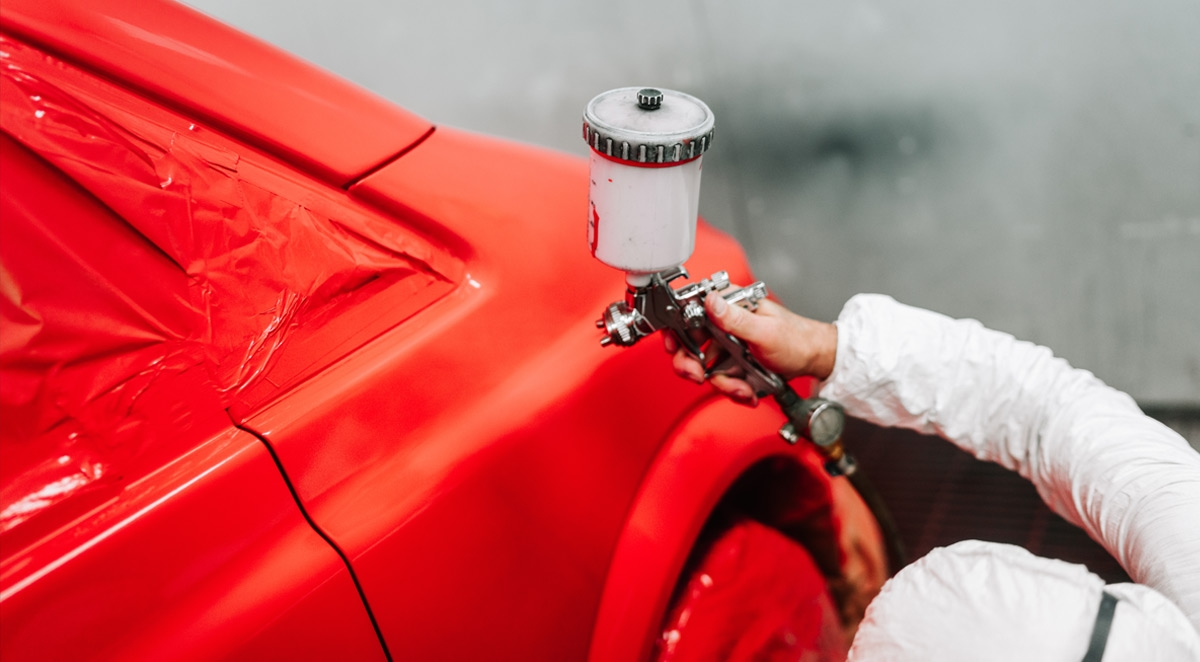 Your Car's Paint Job Is Not a DIY Project