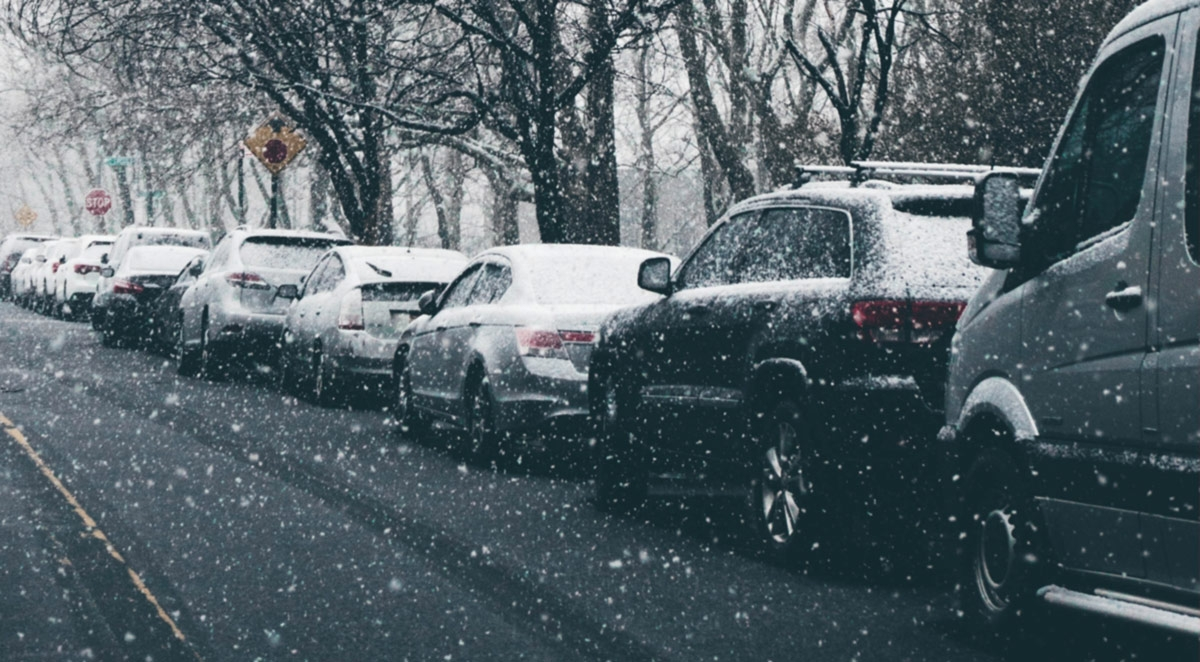 Five Tips for Preventing Vehicle Body Damage in Winter